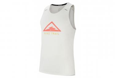 Tank Nike Rise 365 Trail White Pink Men