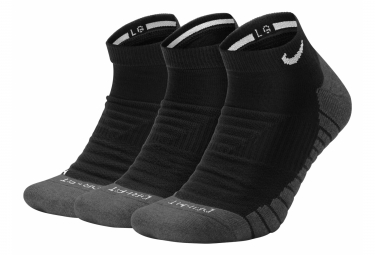 Socks Nike Everyday Max Cushion (3 Pairs) Black Unisex
