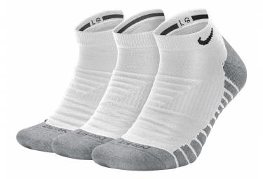 Paire de Chaussettes Nike Everyday Max Cushion (3 Paires) Blanc Unisex