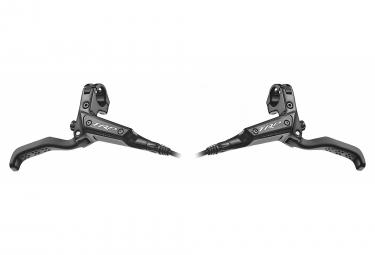 TRP Pair of Brakes Quadiem HD-M8 30 Black