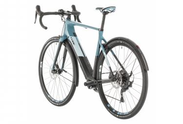 Vélo de Route Cube Nuroad Hybrid C:62 SL Shimano GRX 11V Bleu / Noir