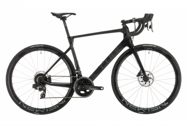 Cube Agree C:62 SLT High Road Bike Sram Force 12s Black 2019