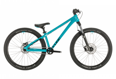 Bicicleta Dirt Cube Flying Circus 26'' Bleu / Noir 2020