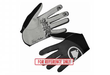 Lange Handschuhe Endura Icon Lite Schwarz