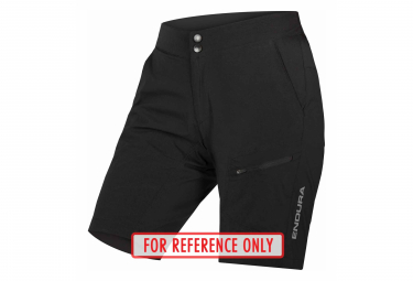 Endura HummVee Lite Frauen schwarze Shorts