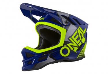 Int Gral O  39 Neal Blade Polyacrylite Delta Helmet Azul   Amarillo Neon S  55 56 Cm
