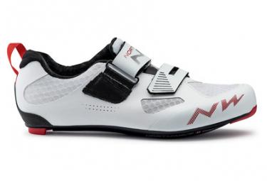 Chaussures Triathlon / Route Northwave Tribute 2 Carbon Blanc