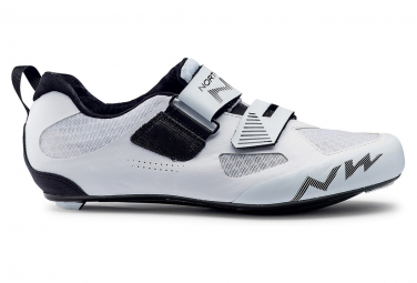 Chaussures Triathlon / Route Northwave Tribute 2 Blanc