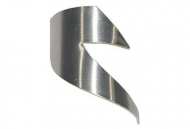 Image of Badge tall order logo alu headtube polished