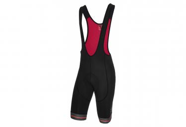 Spiuk Race Bib Shorts Black Red