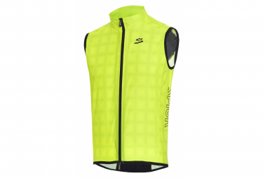 Spiuk Vest Top Ten Men Yellow Fluor