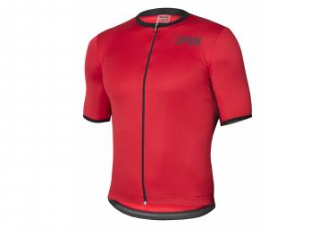 Spiuk Shirt Anatomic Comfort Fit Men Red S