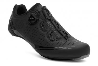 Spiuk Shoes Aldama Road Unisex Black Mate 40
