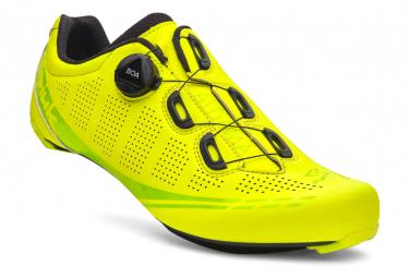 Spiuk Shoes Aldama Road Unisex Yellow Fluor Mate