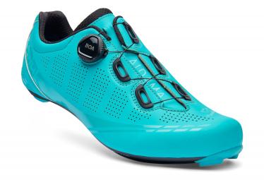 Spiuk Shoes Aldama Road Unisex Turquoise Mate