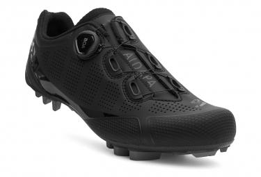 Spiuk Shoes Aldapa Mtb Unisex Black Mate 46