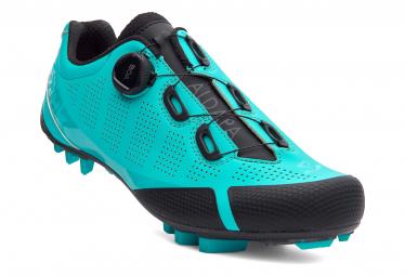 Spiuk Shoes Aldapa Mtb Unisex Turquoise Mate 44
