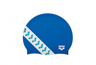 Bonnet de Bain Arena Team Stripe Cap Royal Blue