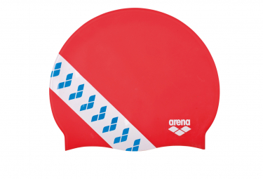 Arena Team Stripe Cap Red
