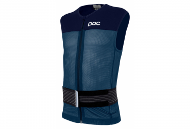 Chaleco De Proteccion Juvenil Poc Vpd Air Jr Cubane Blue Kid S