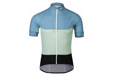 Maglia manica corta Poc Essential Road Light Apophyllite Multi Green