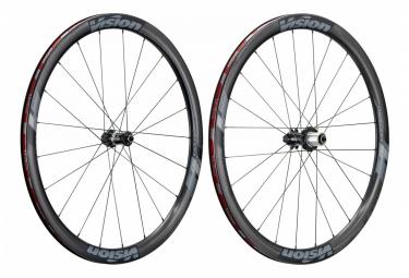 Vision Metron 40 SL Disc Carbon Tubeless Ready Wheelset | 9/12 / 15x100 - 9x130 / 12x142mm