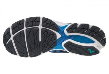 Chaussures de Running Mizuno Wave Rider 23 Noir / Bleu