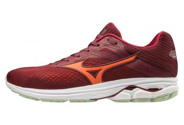 Chaussures de Running Mizuno Wave Rider 23 Rouge / Orange