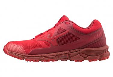 Zapatillas Mizuno Wave Daichi 5 para Hombre Rojo