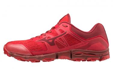 Zapatillas Mizuno Wave Hayate 6 para Hombre Rojo