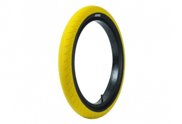 PNEU BMX FEDERAL COMMAND LOW PRESSURE 2.40 YELLOW With Black Sidewall