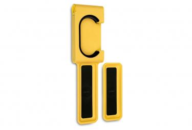 Cycloc Endo Wall Bike Rack Yellow