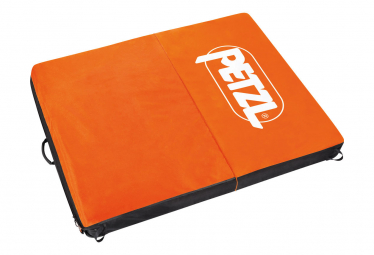 Image of Crashpad petzl cirro orange