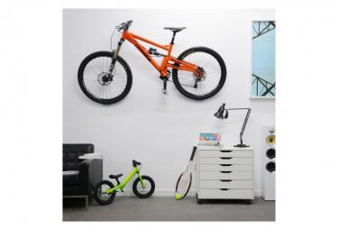 Cycloc Hero Wall Bike Rack White