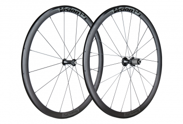 Vision Team 35 Comp SL Wheelset | 9x100 - 9x130 mm Black