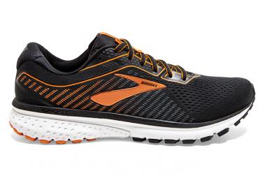 Zapatillas Brooks Running Ghost 12 para Hombre Negro / Naranja