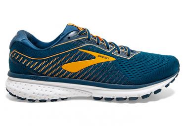 Zapatillas Brooks Running Ghost 12 para Hombre Azul / Naranja
