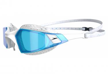 Lunettes de natation Speedo Aquapulse Pro Blanc Bleu