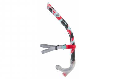 Speedo Centre Snorkel Red Blu Gre   Centre Snorkel Red Blu Gre