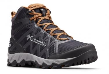 Columbia Peakfreak II Mid Outdry Zapatos Negro Hombres