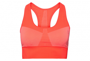 Brassi re Seamless Medium Odlo Coral Mujer