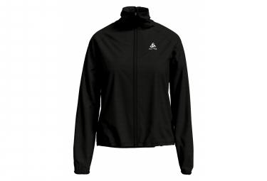 Zeroweight Odlo beading windbreaker jacket Black Women