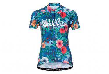 Odlo Hommes Polo Chemise Taille S MTB Bike Roue Ride nouveau gris vélo shirt training
