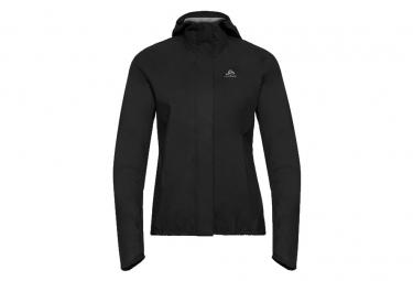 Odlo Waterproof jacket Fli 2.5L Black Women