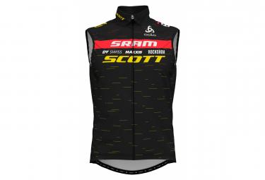 ODLO Sleeveless jacket Scott Sram Racing 2020 Men