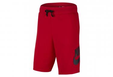 Nike Sportswear Short University Red University Red Black