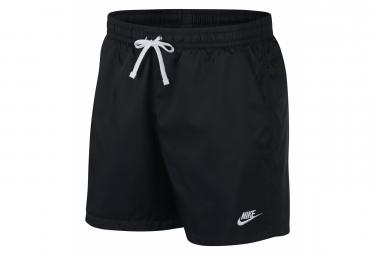 Nike Sportswear Short Noir Blanc
