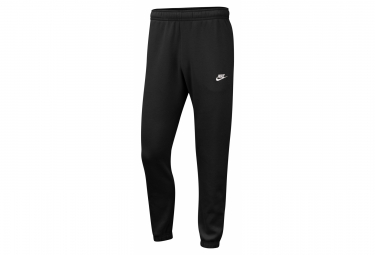 Nike Sportswear Club Fleece Black Black White