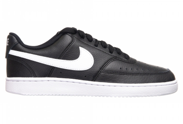 Paire de Chaussures Nike court Vision Low Noir Blanc-Photon Dust