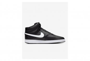 Nike Court Vision Mid Noir / Blanc
